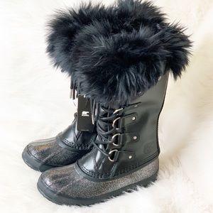 New Sorel Joan Of Arctic Lux Winter Boots Sz 7